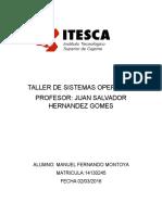 Sistem as Opera Tivo St 4
