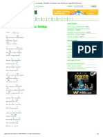 Kunci Gitar Five Minutes - Bertahan Chord Dasar Kunci Gitar & Lirik Lagu ©ChordTela