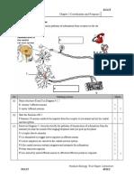 BIOLOGY Form 5 Chapter 3