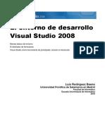 NET2 WinForm Entorno de Desarrollo VS2008