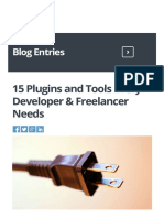 15 Plugins and Tools Every Developer & Freelancer Needs - WP Elevation