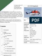 Sikorsky S-92 - Wikipedia