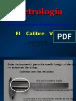 Calibre Venier 01