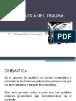 02- Cinematica Del Trauma