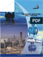 Virgo TM Ball Valve Catalog