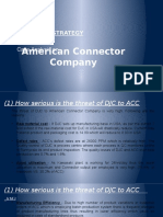 American Connector Company - Case