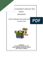 Handouts for MUET Workshop IPG Miri 30082016