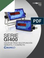Gi400 Inox Abs Es