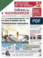 01124 Quotidien Du Vendredi 26 Aout 2016