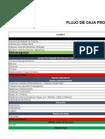 Flujo de Caja -Proyecto San Juan