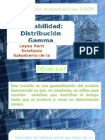 Distribucion Gamma