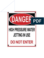 Danger Hpj 3