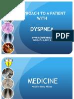 B4 Dyspnea