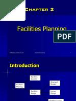 2.1 Facilities Planning Break Evenshj