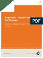 Cranes Acop 2009