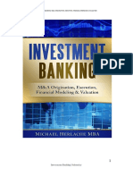 Investment Banking - How to Become an Investment Banker