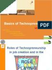 Basics of Technopreneurship