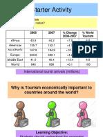 3  economic importance of tourism