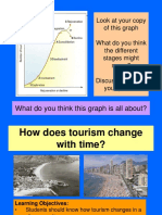 5  how does tourism change with time