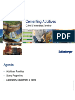 21. CL-4.Cement Additives and T