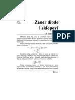 Zener Diode i Sklopovi