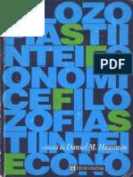 Daniel Haussman - Filozofia Ştiinţei Economice. Antologie