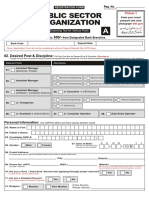 Public serice org_Form