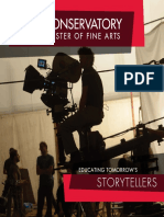 Afi Film School Brochure