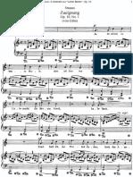 Richard Strauss Dalok