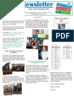 161111 Newsletter