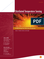 Distributed Temperature Technology