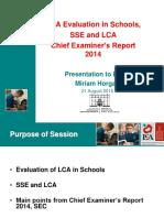 3  lca ev in schools and sec report 2014