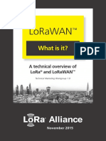 Nice Demonstration LoRaWAN101