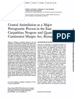 1996_Mason_crustal Assimilation as a Major Petrogenetic Process in the East Carp Ng and Q Continental Margin Arc