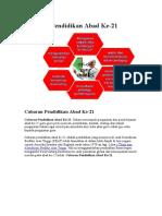Cabaran Pendidikan Abad Ke21