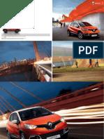 Catalogo Renault Captur