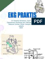 ECG Praktis Dr Hananto