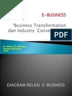Pertemuan 3 Business Transformation