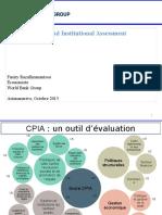 Madagascar Presentation CPIA Oct 20154