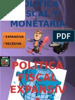 _Política Monetaria y Fiscal