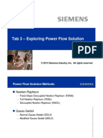 3-Power Flow Solution