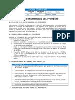 1. Acta de Constitucion Proyecto