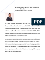 Uday Kotak Executive Vice Chairman and Managing Director.docx