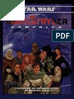 SWRPG (D6 2nd Ed) - Darkstryder Campaign Box Set (WEG40209) [OCR+]