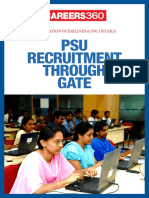 PSU Recruitment Through GATE- Preparation Guidelines and PSU Details.pdf