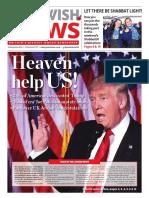 10 November 2016, Jewish News, Issue 976