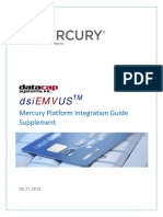 Verifone Vx805 DsiEMVUS Platform Integration Guide Supplement