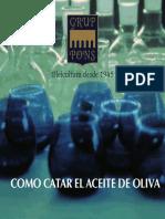 Cata Del Aceite PDF