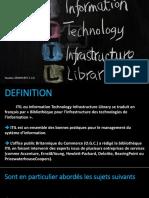 yassine zemih itil-information technology infrastructure library