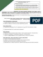 Recuperacion de Español Del IV Periodo 7-4 a 7-7